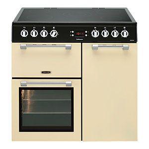 Leisure Cookmaster 90cm Electric Range Cooker CK90C230C - Cream