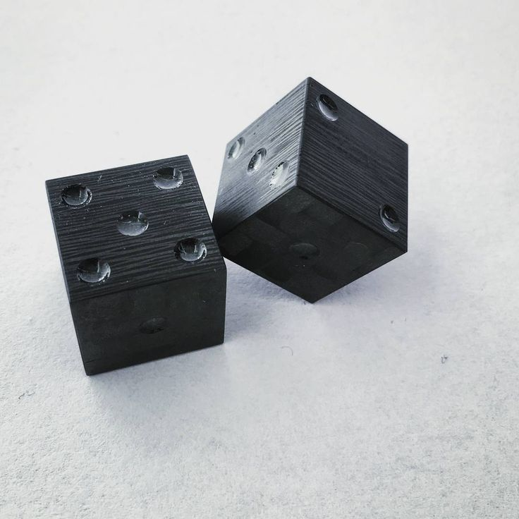 Tag a friend who would love these carbon fiber dice 🎲  #carbonfiber #carbonfiberlifestyle #carbon #dice #boardgames #games #black #blackandwhite #day #fun #two #pair #look #light #beautiful