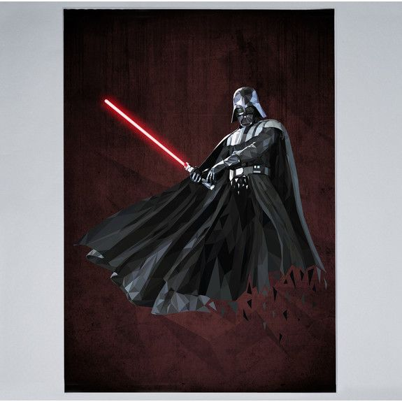 William Teal - Darth - Print