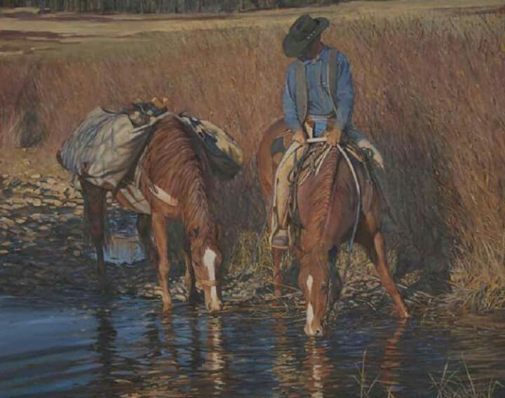 """Quote of the Day - """"Character is the impulse reined down into steady continuance."""" ... Artist ~ John Fawcett"""