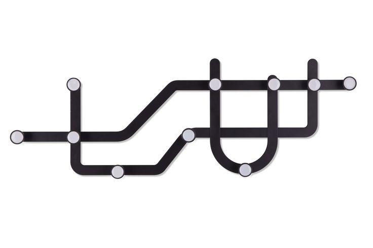 Umbra Subway naulakko musta