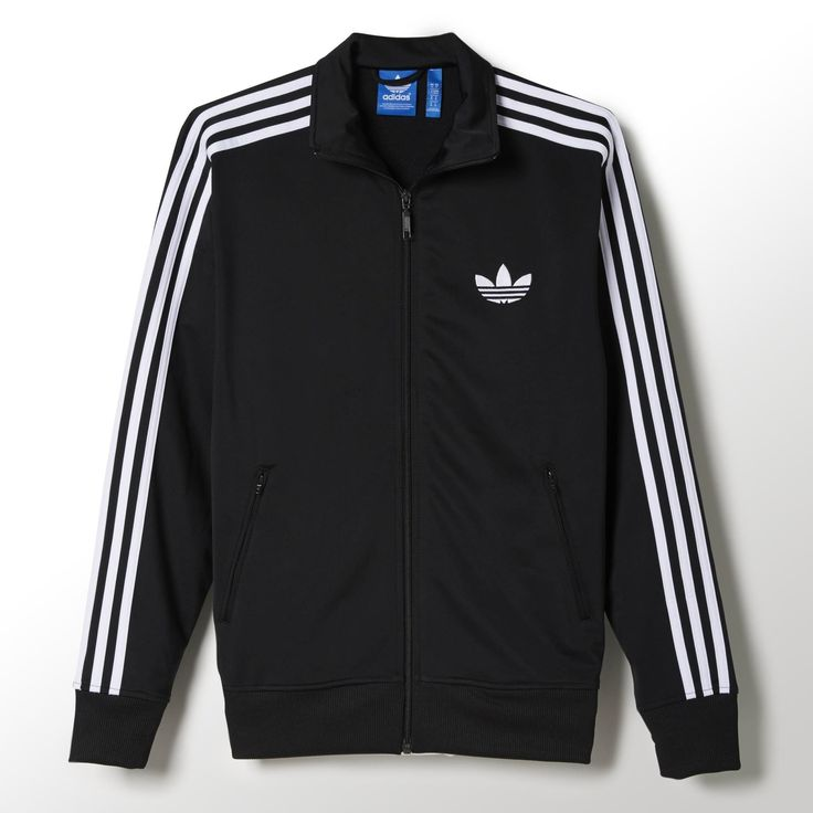 From Olympic podiums to concert stages, the adidas Originals Firebird Track Top has been almost everywhere and done almost everything. Now it's your turn to zip up this iconic men's track jacket and expand the legacy.