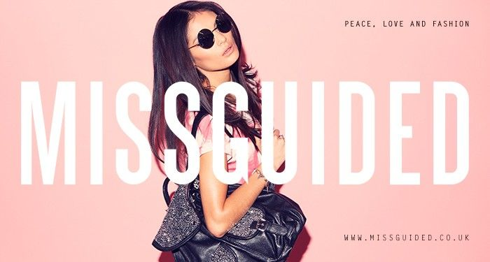 >We make shopping easy #Missguided  >Get up to 80% off on women's clothing #Dealvoucherz  >https://www.dealvoucherz.com/stores/missguided/