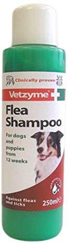 vetzyme flea shampoo for dogs