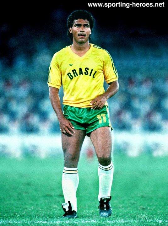 ROMARIO - Brasil - 1988