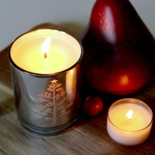 Christmas Tree Votive - Large - Christmas 2014