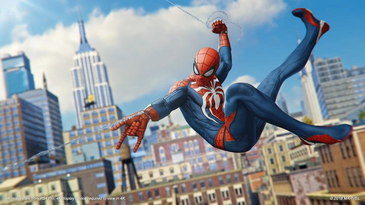 Following The Midnight Release Of Marvel S Spider Man Ps4 Only Hours Ago Players Have Flocked