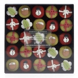 Festive Marzipan Sweet Selection 275g