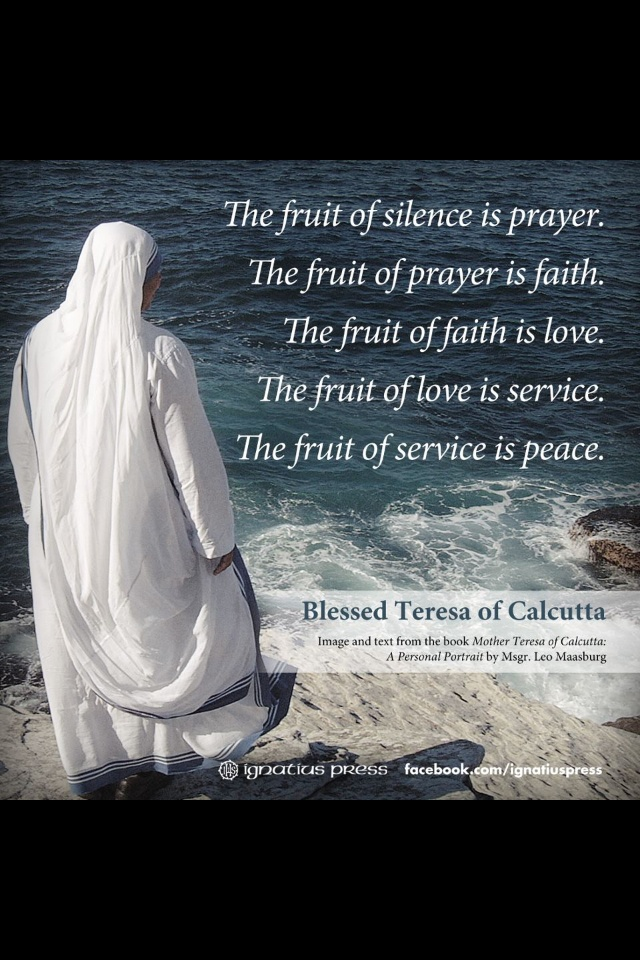 61 best Mother Teresa images on Pinterest | Blessed mother ...