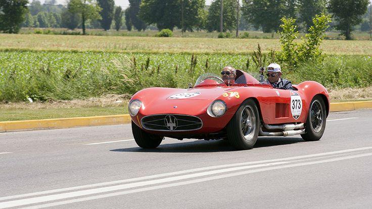 Maserati 300 S Spider Fantuzzi (1955)