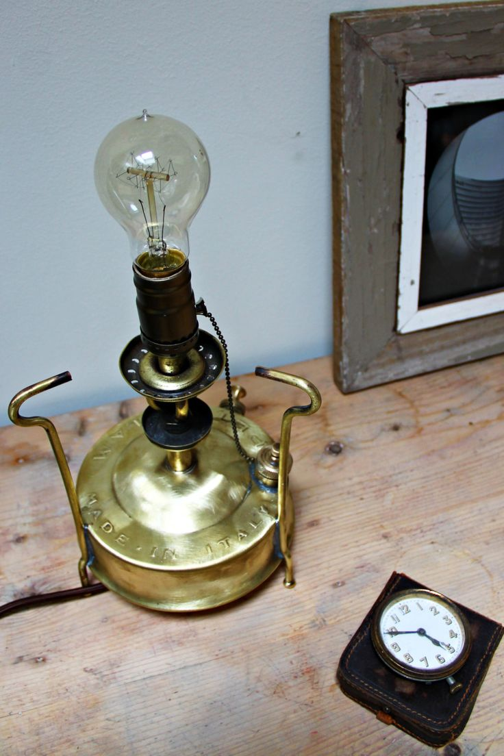 LAMPADA VINTAGE Petroflam made in italy '60 di berecycled su Etsy