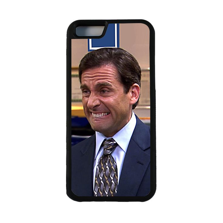 Michael Scott The Office Funny Humor 3 cell phone case cover for iphone 4 4s 5 5s 5c SE 6 6s & 6 plus 6s plus 7 7 plus #Affiliate