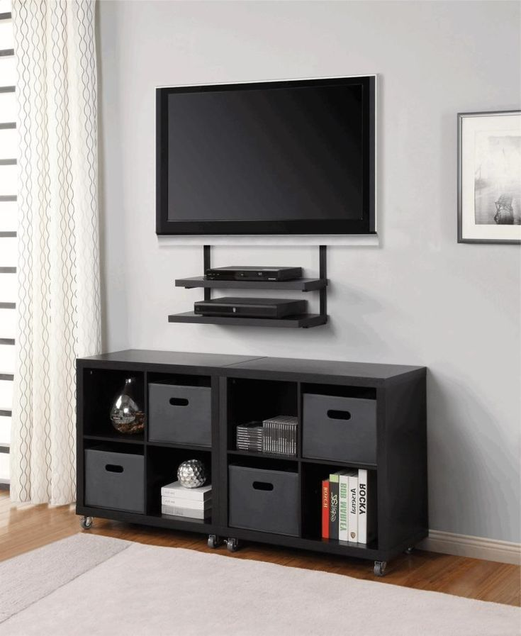 50 Best Home Entertainment Center Ideas: 50+ Best Alternative TV Stand With Mount Ideas In 2019