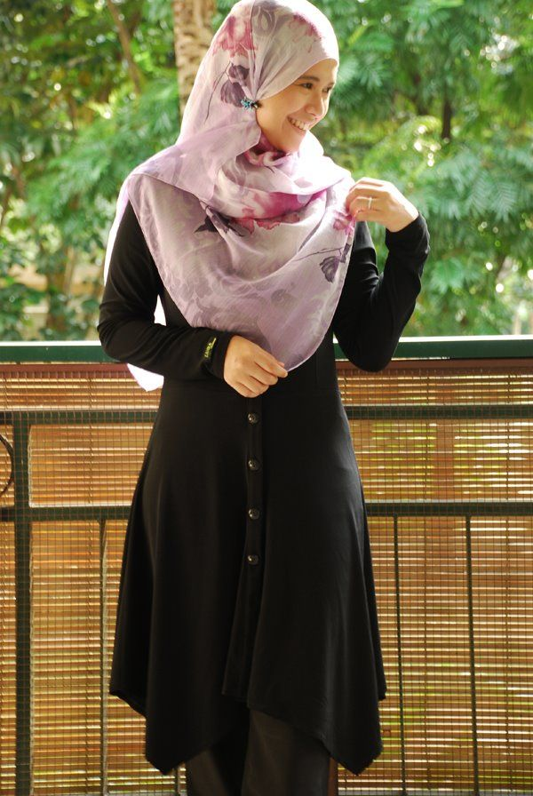 cool Floral Hijab Developments