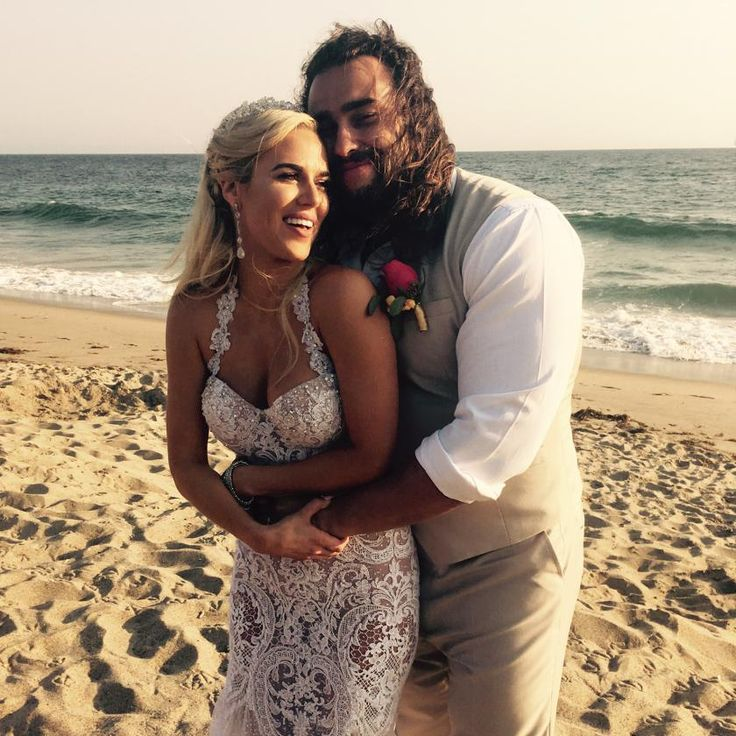 See exclusive images from Rusev and Lana's incredible wedding. Photos courtesy of Cynthia Heisser-Baker @sagaconsulting