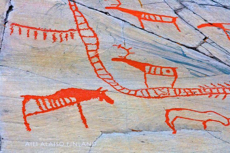 Alattion kalliokuvat (myös Altan kalliokuvat) ovat nimitys Norjassa sijaitsevasta varsin laajasta ja monikohteisesta kalliokuvakompleksista. Alta Norge