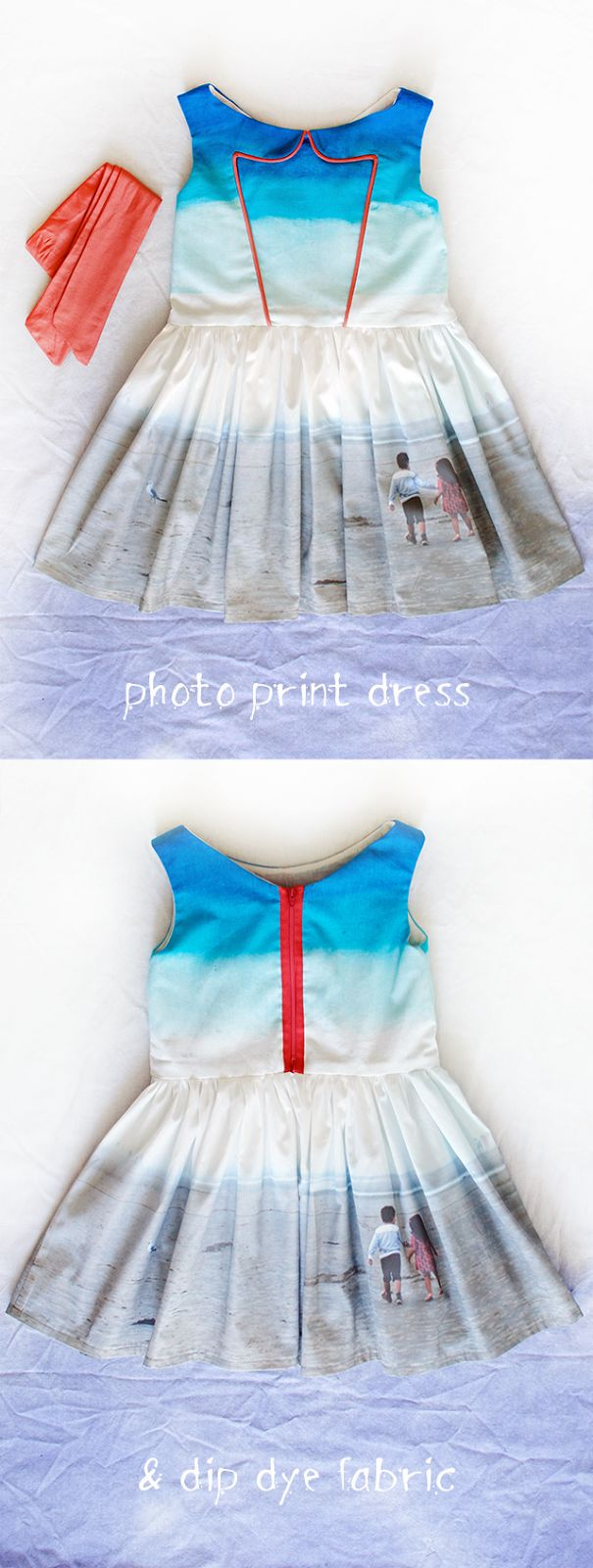 petit à petit and family: Project Run & Play: One of a Kind