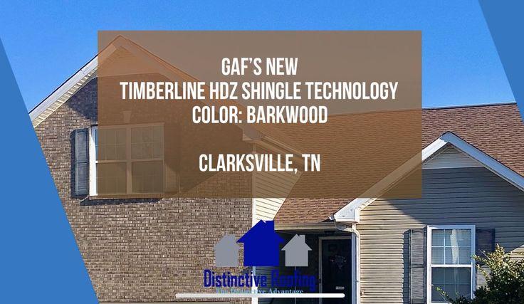 GAF's New Timberline HDZ Shingle Technology // Clarksville