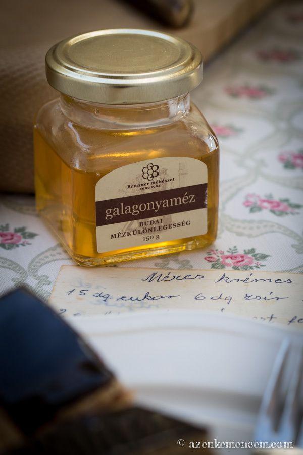 Galagonyaméz - Brunner méhészet - Aranyszalag Minőségi Tanúsítvány 2013