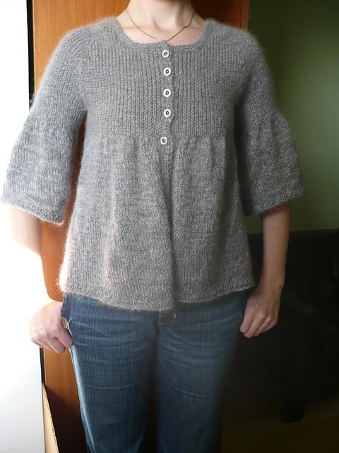 Raglan Jacket Knitting Pattern : Ravelry: 112-8 Knitted jacket with rib and raglan sleeve in ?Alpaca? and ?Kid...