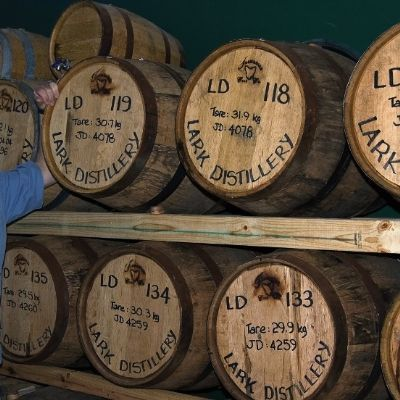 An Island You've Never Heard of Is Making the Best Whiskey You've Never Tasted