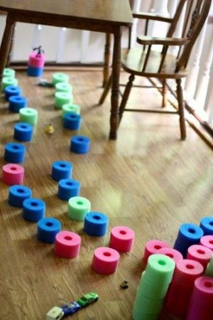 DIY Quiet Blocks - Pinned by @PediaStaff – Please Visit ht.ly/63sNt for all our pediatric therapy pins