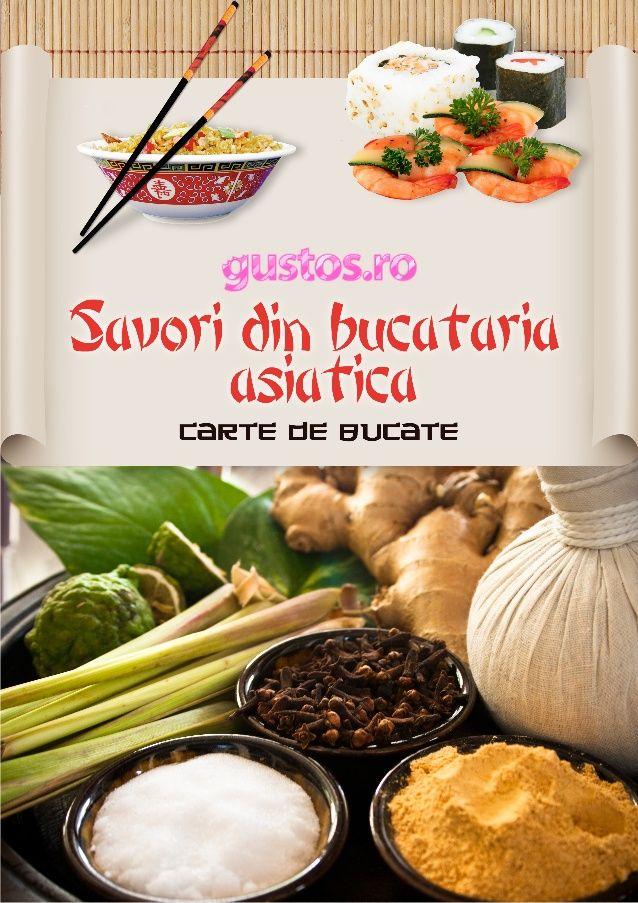 Bucataria asiatica by Daneza Azenad via slideshare