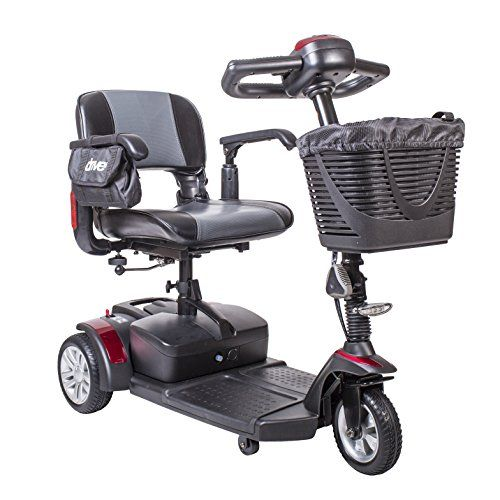 40 best mobility equipment images on pinterest med school medical drive medical spitfire ex travel 3wheel mobility scooter 21ah batteries check this awesome product by fandeluxe Choice Image