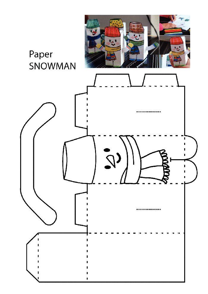 Kardan Adam kalıbı etkinlikleri çalışma sayfası, kalıpları etkinliği çalışmaları örnekleri sayfaları kağıdı yazdır, çıkart, indir.