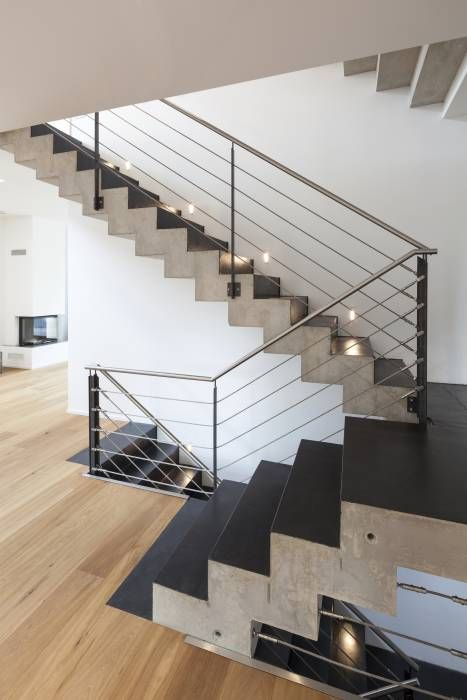 32 best treppen images on pinterest stair case hand railing and home decor. Black Bedroom Furniture Sets. Home Design Ideas