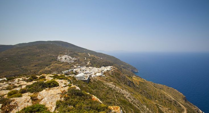 Anafi, the secret island