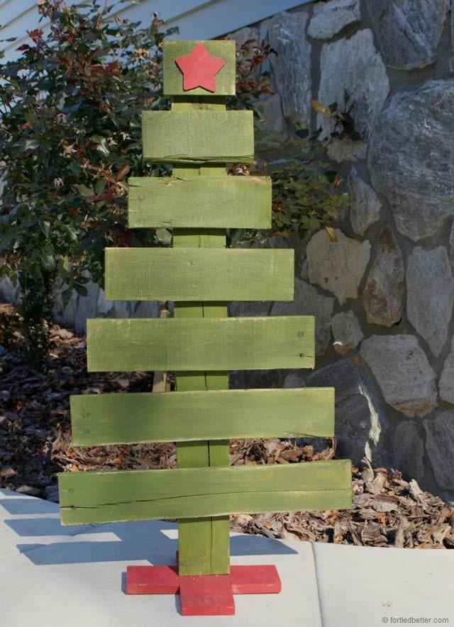 100 DIY XMas Trees - Photo 9