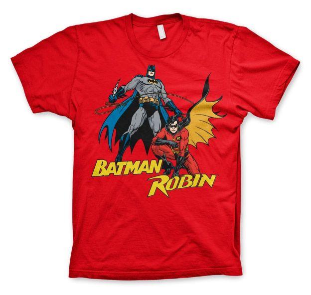 Batman & Robin Koszulka Męska
