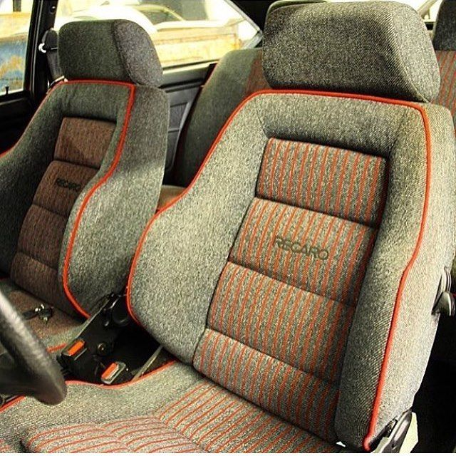 42 best images about car seats on pinterest volkswagen car upholstery and vw corrado. Black Bedroom Furniture Sets. Home Design Ideas