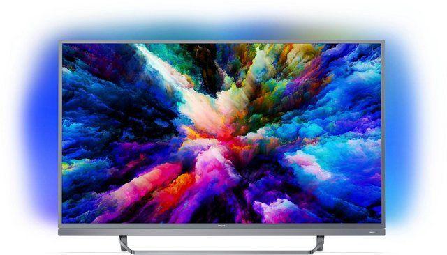 49pus7503 12 Led Fernseher 123 Cm 49 Zoll 4k Ultra Hd Smart Tv Usb Recording Led Fernseher Fernseher Ebay