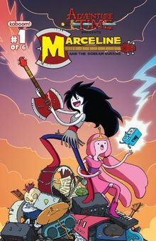 Adventure Time: Marceline and the Scream Queens Issue 1 - Adventure Time Wiki