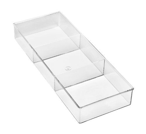 Pictures In Gallery Whitmor Section Clear Drawer Organizer Small Whitmor https