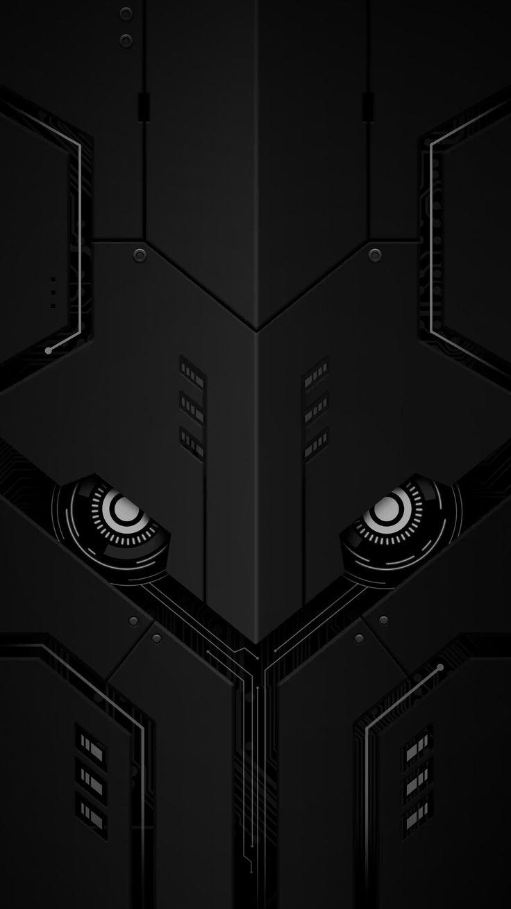 Black Sleek Wallpaper