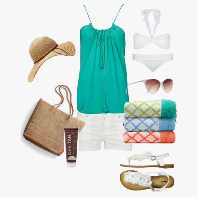 Beach Bound <3: Beaches, Beach Day, 3Spring Summer Outfits 3, Beachy, Fashion Style, Beach Outfits, Beach Bound, The Beach, Cruise
