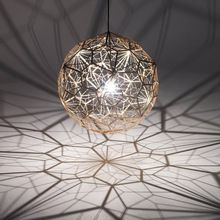 Modern Tom Dixon Etch web Pendant Light Suspension Lamp Dining room Bedroom Living room Lighting(China (Mainland))