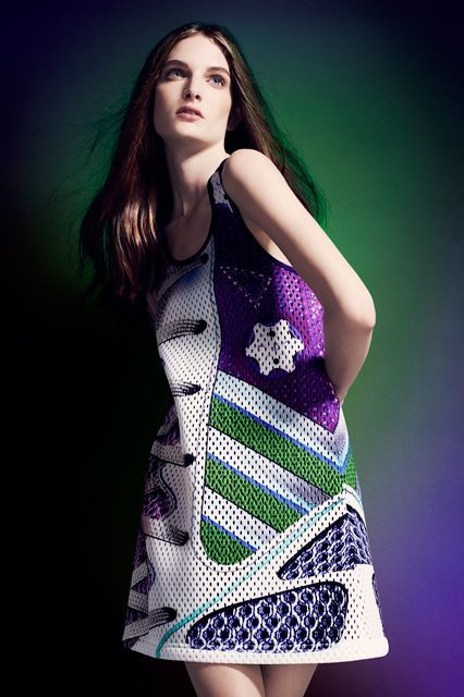 Photo: Courtesy of adidas. #refinery29 http://www.refinery29.com/2014/10/76581/adidas-mary-katrantzou-collaboration-images#slide-11