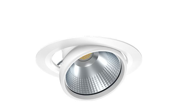 MILOO LIGHTING - Fittings for markets and hypermarkets LED | SWING