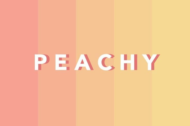 Pinterest Peach Aesthetic Orange Aesthetic Peach