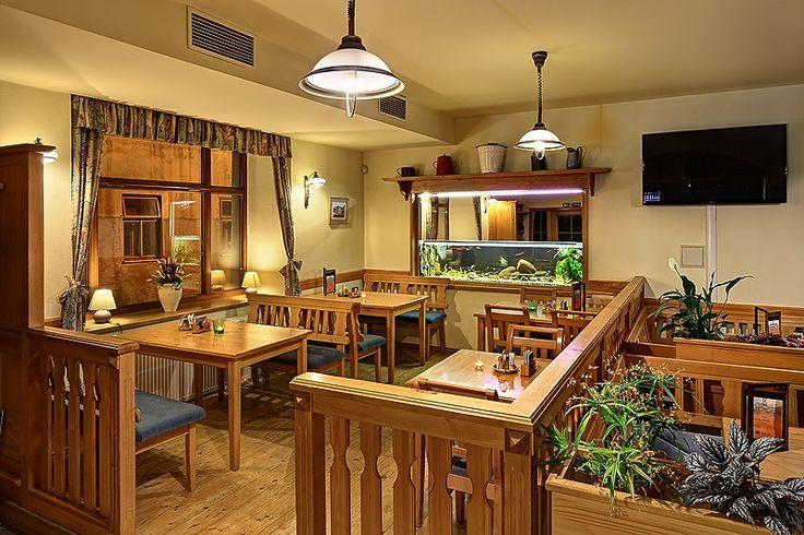 Restaurace hotelu Panská