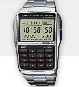 Orologi Casio prezzi e modelli: la tecnologia del vintage anni '80 che fa tendenza   Casio Collection DBC-32D-1AES (54,90 euro)