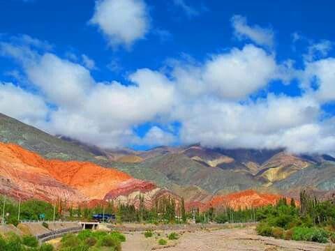 Cerro 7 colores-jujuy