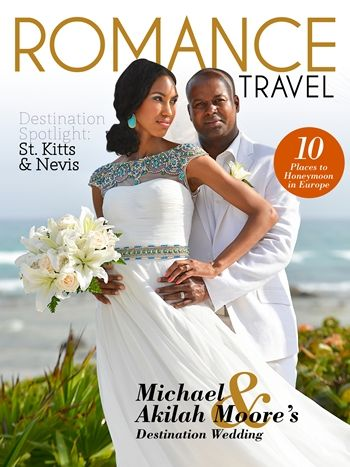 Romance Travel Magazine's Destination Wedding & Honeymoon issue is now available on the newsstand in the iTunes store and on Magzter Digital Newsstand in Google Play store.
