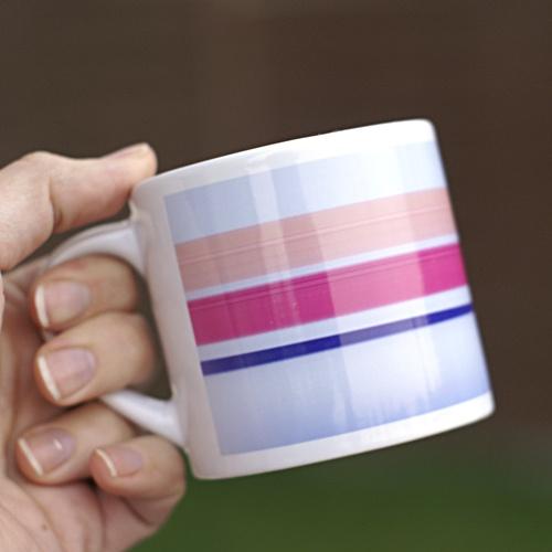 colorful stripes. hypnotising.