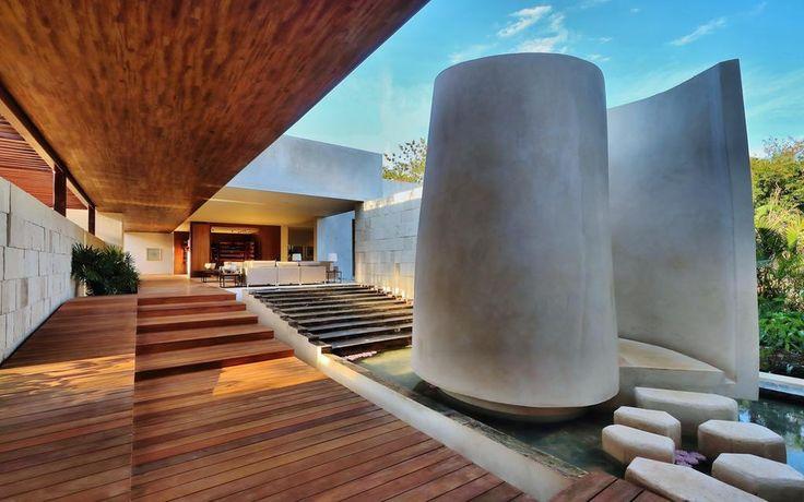 Die besten 25+ Resort spa Ideen auf Pinterest Paradise island - Spa Und Wellness Zentren Kreative Architektur
