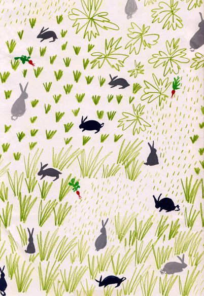 Pattern - Imogen Rockley Illustration